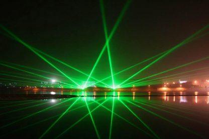 50mW de láser