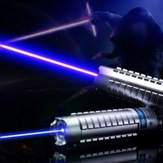 Láser azul 1000mW de potencia actual